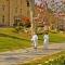 Hévíz - Látnivalók - dr. Schulhof Vilmos sétány