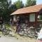 Kerékpáros pihenő - Libás
