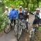 Kerékpározás Keszthely és Hévíz között