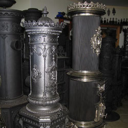 Antique Ovens - Private Collection