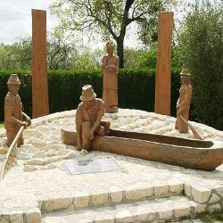 Парк рыбаков Балатона