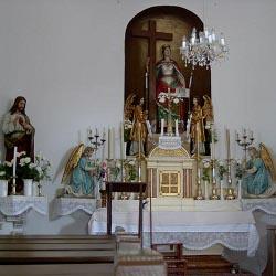 Kirche St. Ilona (Helene) in Gyenes