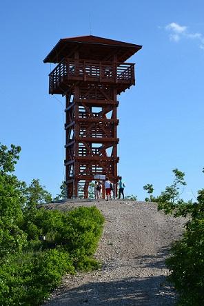 Batsányi János lookout tower