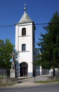 Kapelle in Vashegy