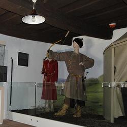 Avar történeti kiállítás a Pásztorházban