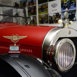 Cadillac Veteránautó Múzeum