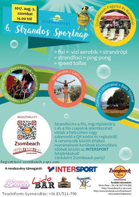 Zsombeach Sportnap 2015
