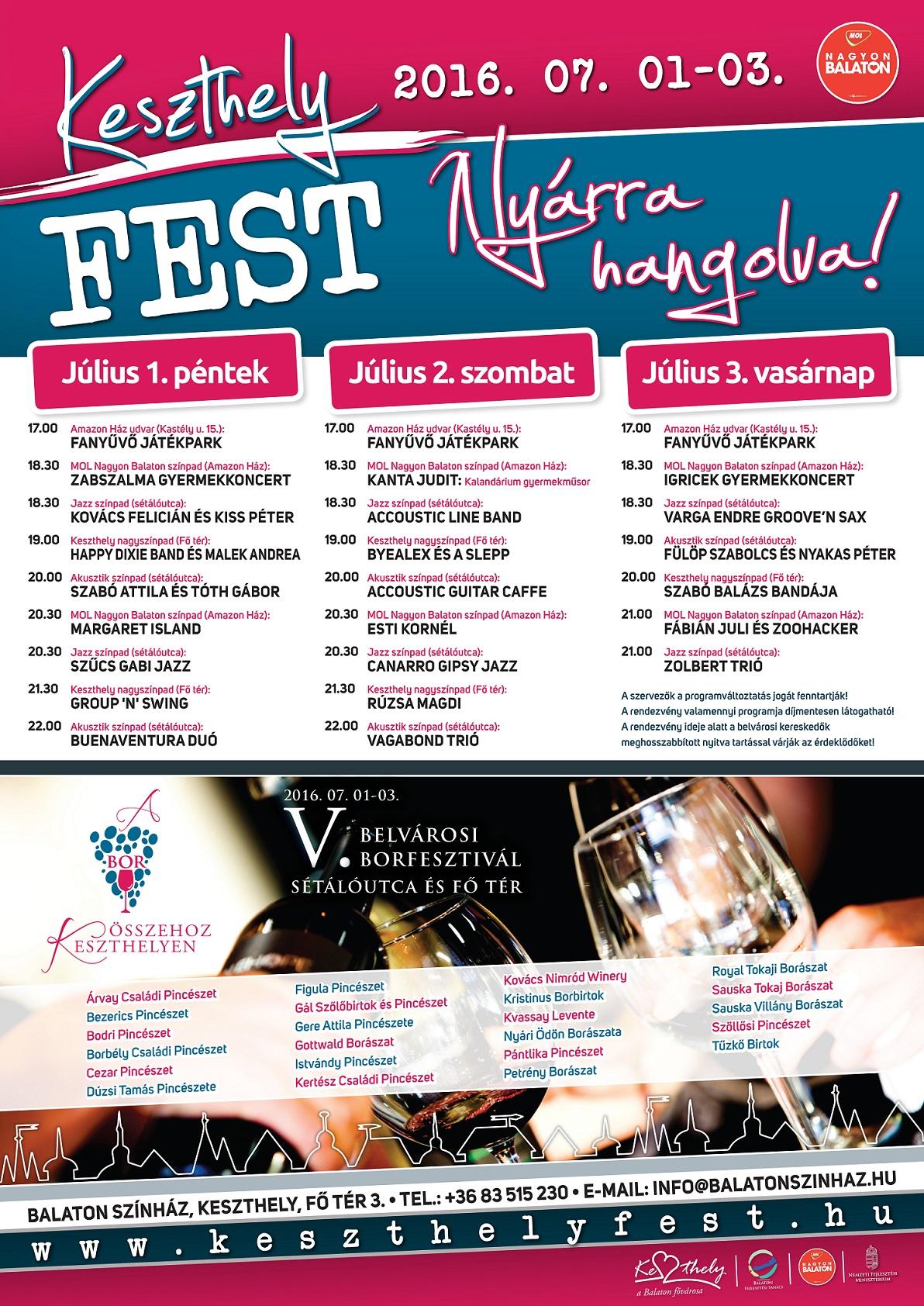 Keszthely Fest 2016