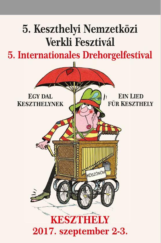 V. Nemzetközi Verkli Fesztivál Keszthely