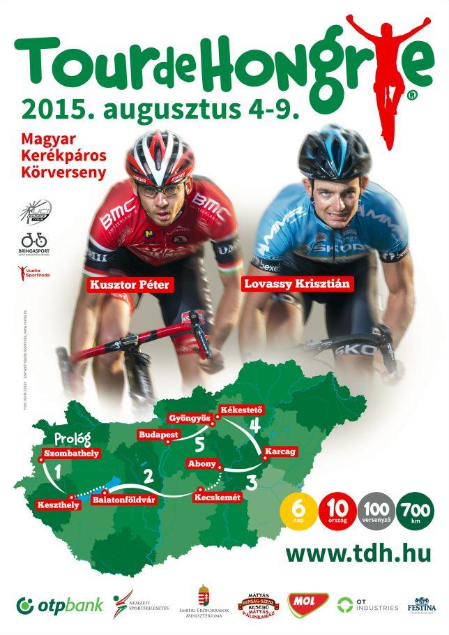 Tour de Hongrie Keszthely
