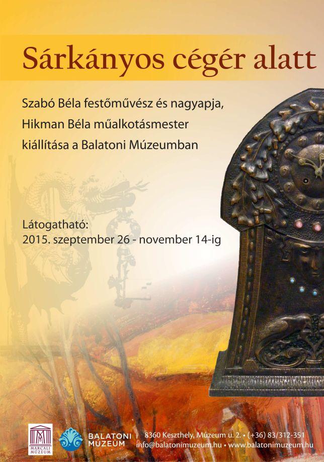 Sárkányos cégér alatt - Balatoni Múzeum