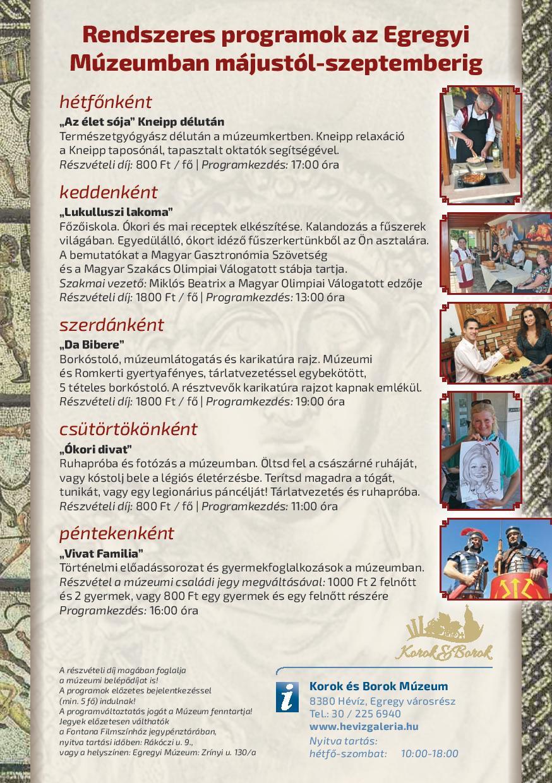 Egregyi Múzeum rendszeres program szórólap HU A5-page-001