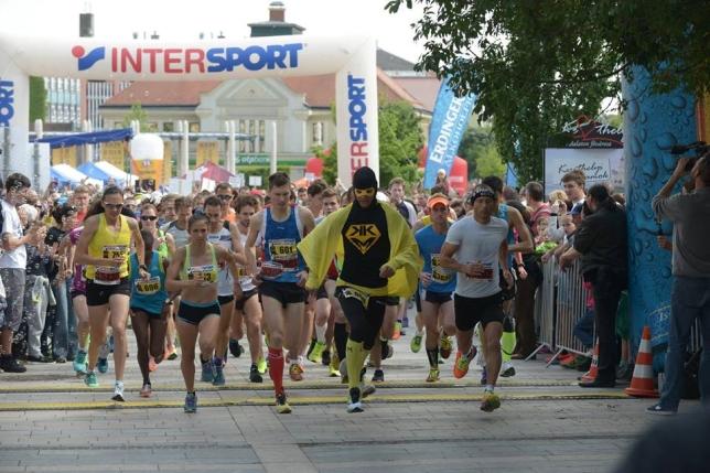 Keszthelyi Kilóméterek 2016 futóverseny