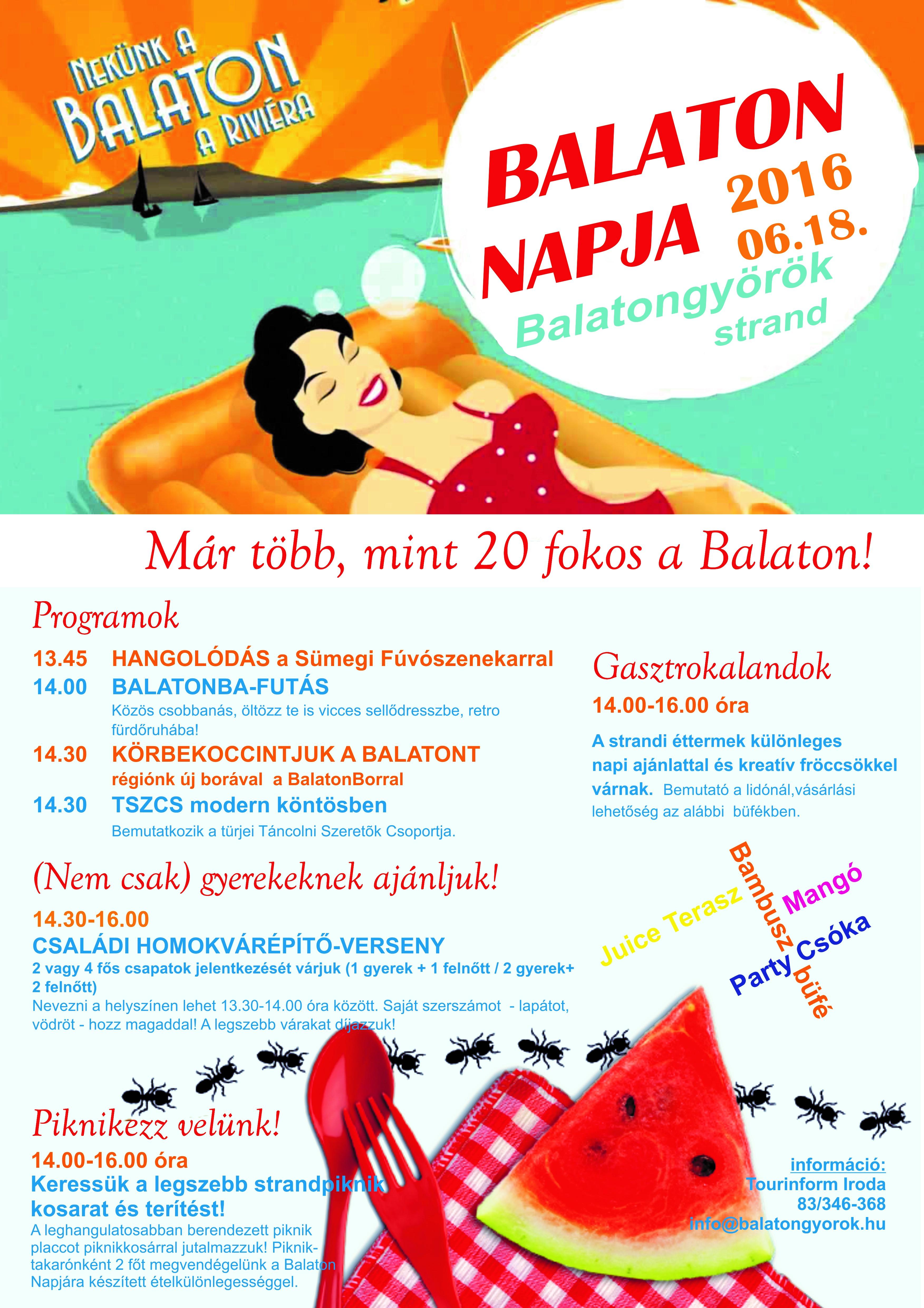 Balaton Napja 2016 (2)