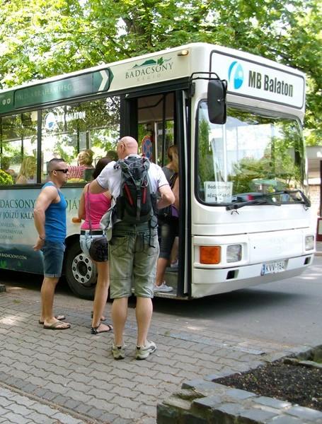 Régiójáró busz