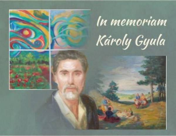 Károly Gyula kiállítás a keszthelyi Balatoni múzeumban
