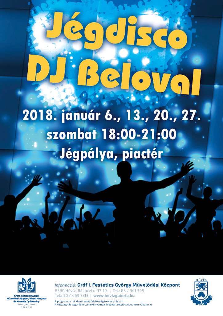 Jégdisco DJ Beloval
