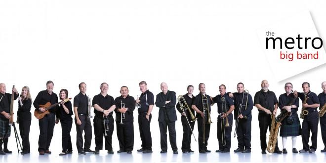 The Metro Big Band koncertje Keszthelyen