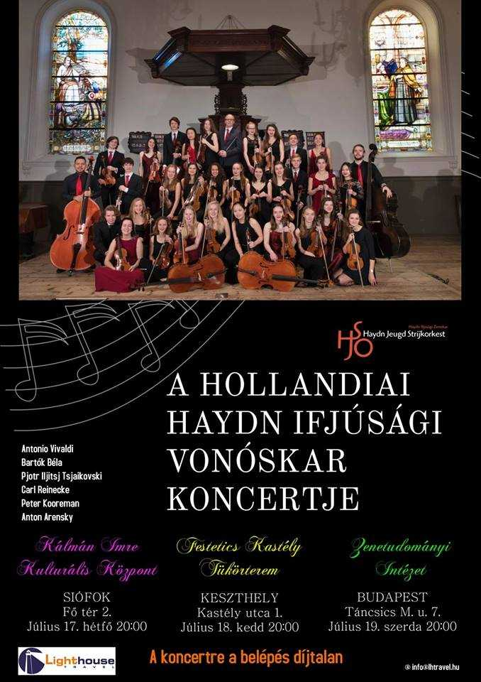 Haydn Ifjúsági Vonóskar