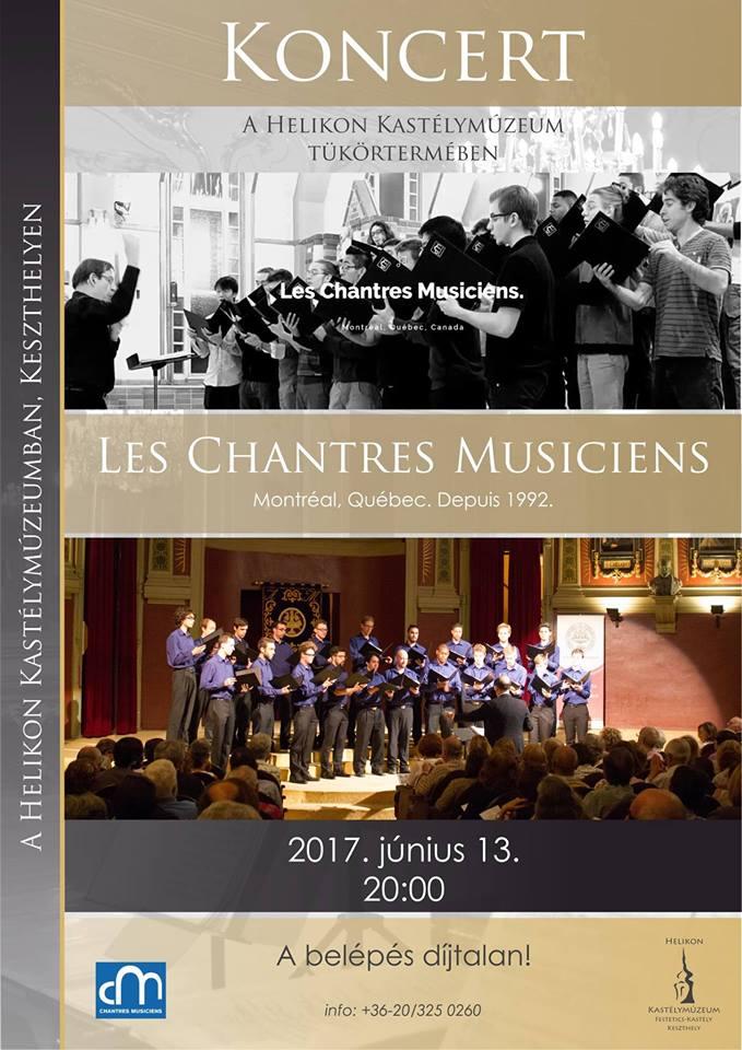 Les Chantres Musiciens Keszthelyen
