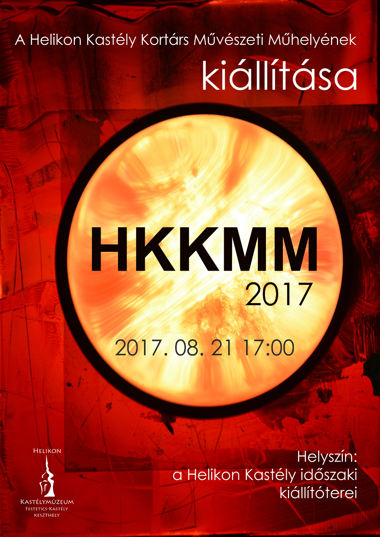 A Helikon Kastély Kortárs Művészeti Műhely kiállítása 2017. augusztus 22-től megtekinthető a kastélymúzeum földszinti kiállítótermeiben.