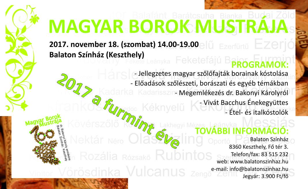 fgy-Magyar Borok Mustrája