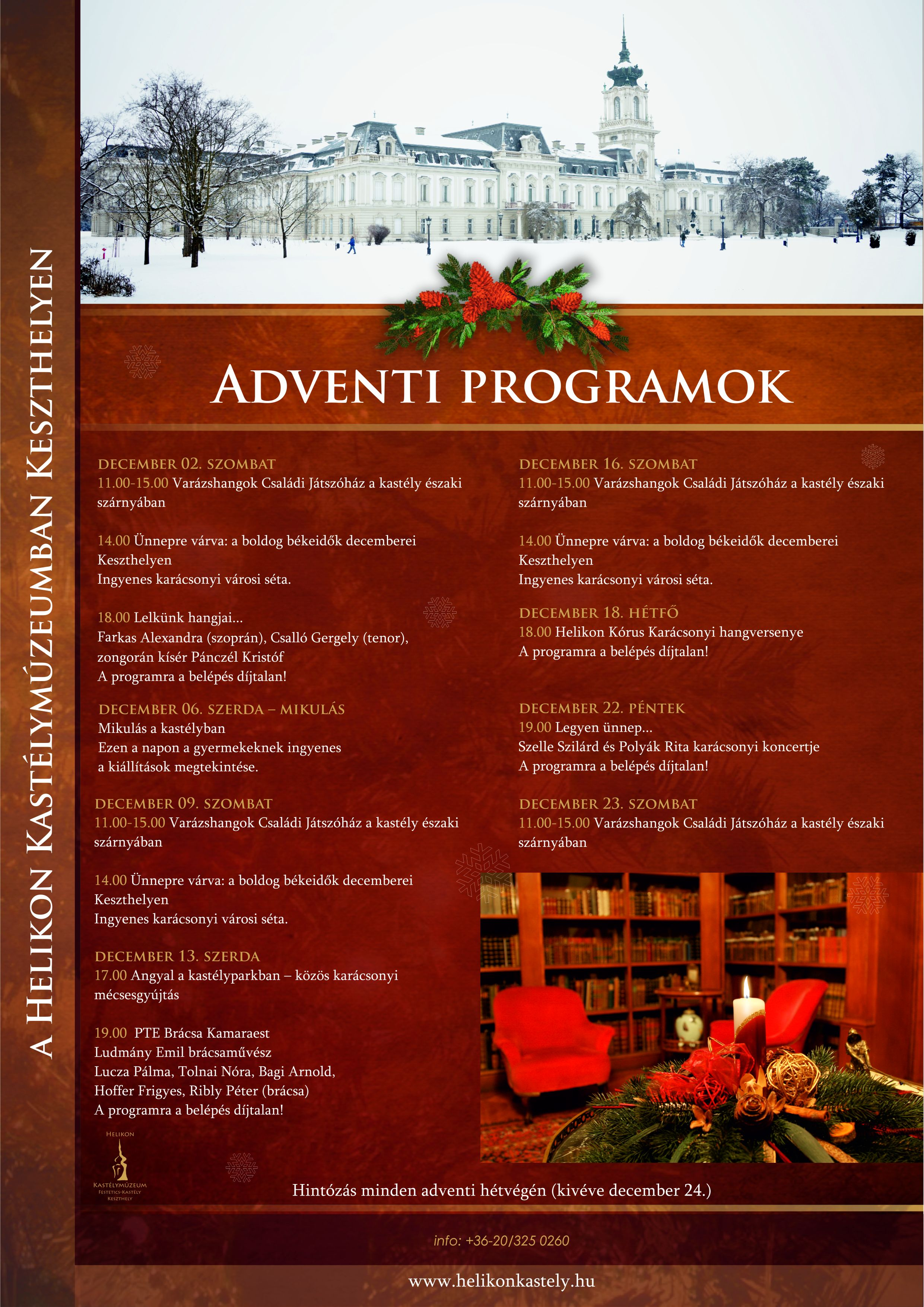 fgy-Adventi programok