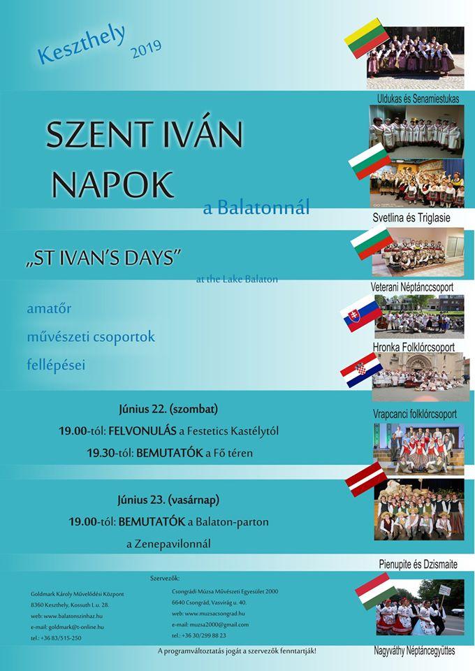 Szent Iván Napok_06.22.-23.