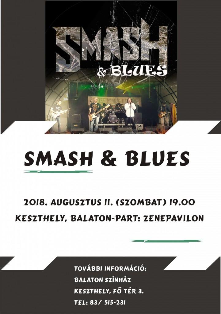 Smash&Blues plakát
