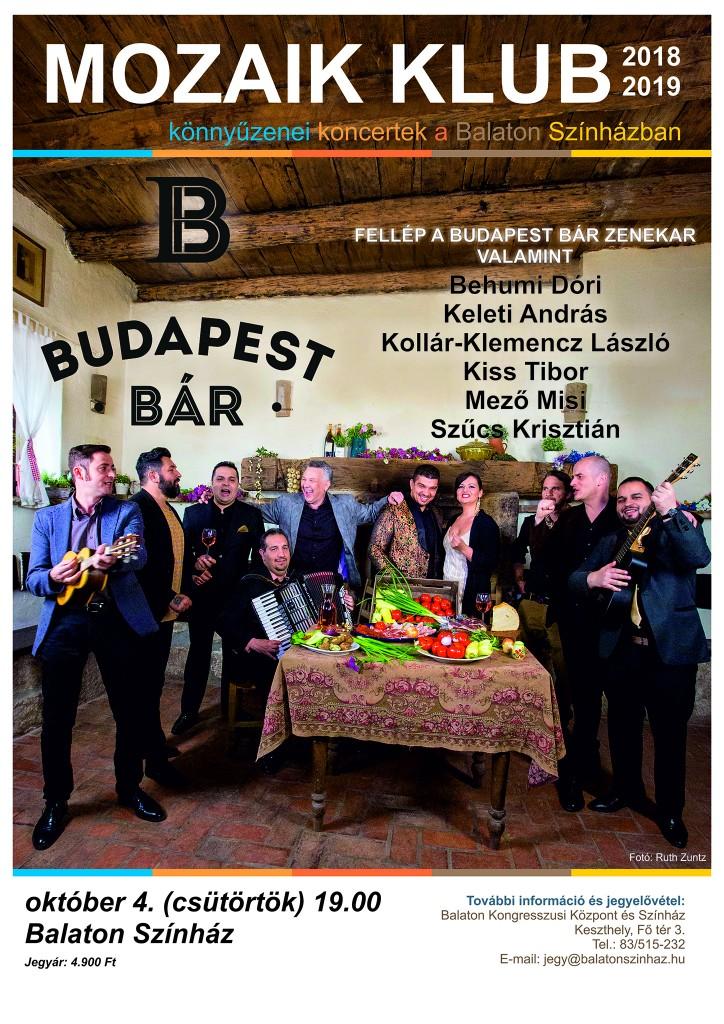 Budapest Bar plakat_A3