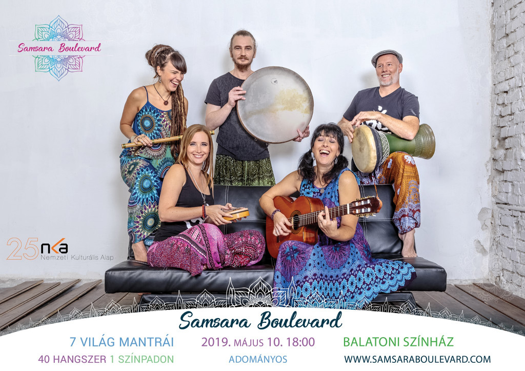 Samsara Boulevard koncert
