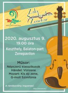 Térzene: Zala Szimfonikus Zenekar