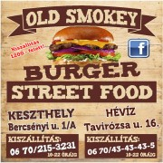 Keszthely - Old Smokey Burger Street Food