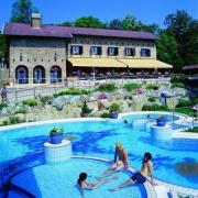 Danubius Health Spa Resort Aqua Medencéje