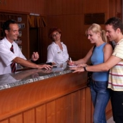 Danubius Health Spa Resort Hévíz Recepciója