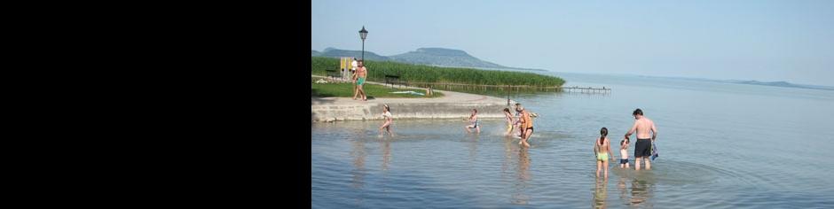 <div><h3>Balatongyörök</h3><p><strong>Strand</strong> - A balatongyöröki strand igazi gyerekbarát családi fürdőző központ, mely számos sportlehetőség kipróbálását kínálja</p></div>