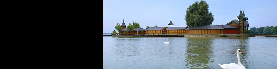 "<div><h3>Keszthely</h3><p><strong>Wharf spa</strong> -  Relax in the ""capital of the largest lake beach"", on the completely renovated ""wharf spa""</p></div>"